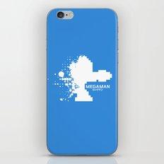 Mega Man iPhone & iPod Skin