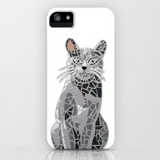 Cat Slim Case iPhone (5, 5s)
