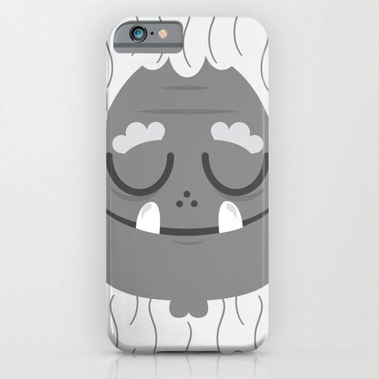 Sleeping Jeti iPhone & iPod Case