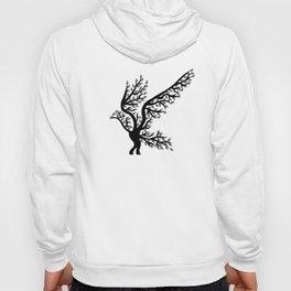 bird tree t-shirt birds nature forest lover Hoody