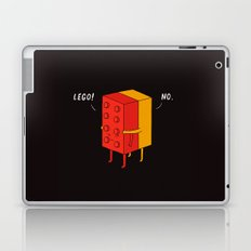 I'll never let go Laptop & iPad Skin