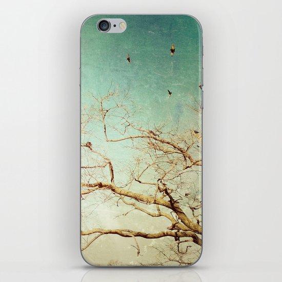 The Birds 2 iPhone & iPod Skin