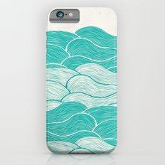 The Calm and Stormy Seas iPhone 6 Slim Case