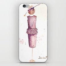 Watercolour iPhone & iPod Skin