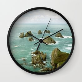 Where two oceans meet Wall Clock