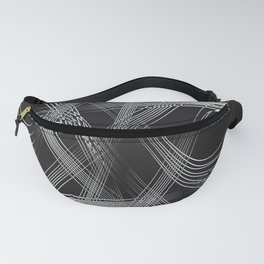 Crystal Strings Fanny Pack