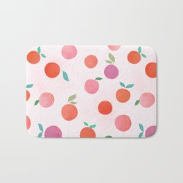 Tangerine Dream Bath Mat