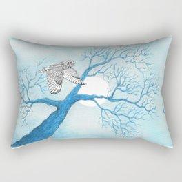 Misterious Night Rectangular Pillow
