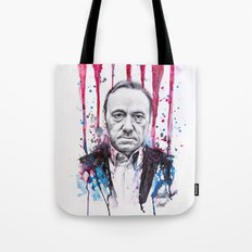 Frank Underwood - House of Cards Tote Bag
