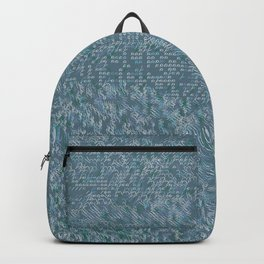 Grass Landscape Pattern 001 Backpack