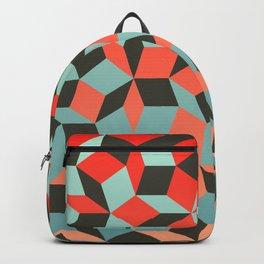 Penrose tiling I Backpack