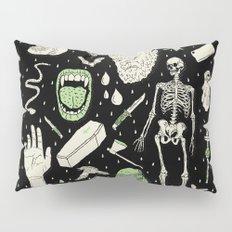 Whole Lotta Horror: BLK ed. Pillow Sham