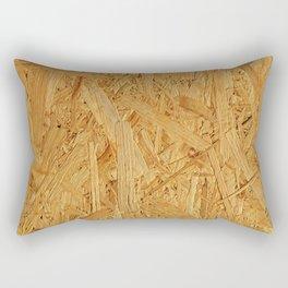 OSB WOOD Rectangular Pillow