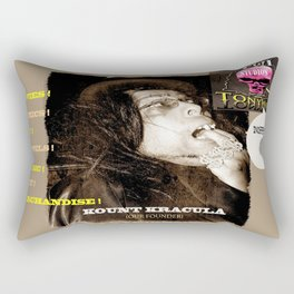 Title: TWI Studio Logo 2 -Hollyweird, Toronto, Canada Rectangular Pillow