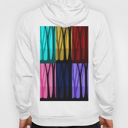 Magical Forest Multi Hoody