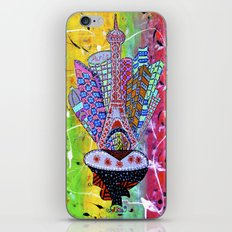 PARIS REFLECTIONS iPhone & iPod Skin