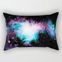 Orion Nebula Unicorn Colors Rectangular Pillow