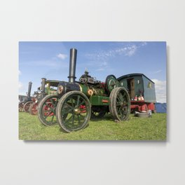 Wallace the Garrett Metal Print