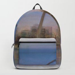St. Louis Gateway Arch Overlay Backpack