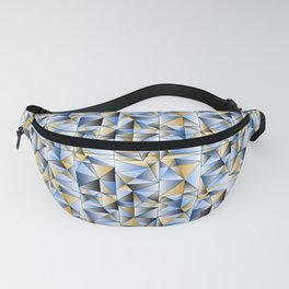 Food Triangle Fanny Pack