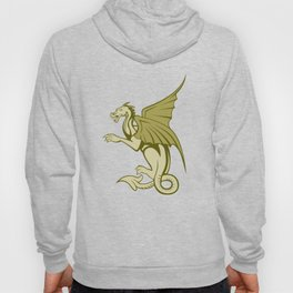Green Dragon Full Body Cartoon Hoody