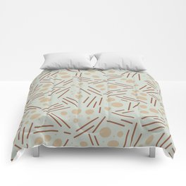 Sticks and Stones Comforters