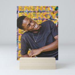 DANIEL CAESAR Mini Art Print