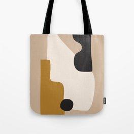 abstract minimal 16 Tote Bag