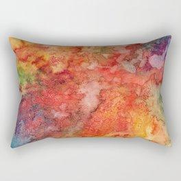 Abstract No. 411 Rectangular Pillow