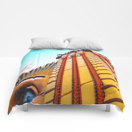 Luna Park Comforters