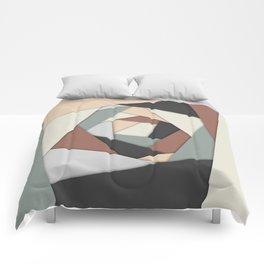 Earth Tones Layers Comforters