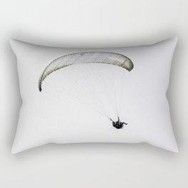 Parachute in the sky Rectangular Pillow