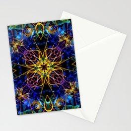 Cosmic Garden Stationery Cards