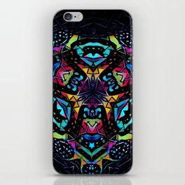 Stained Glass 2 iPhone Skin