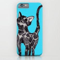 Giraffe Cat 2. iPhone 6s Slim Case