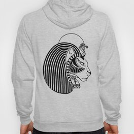 Tefnut Egyptian Goddess Hoody