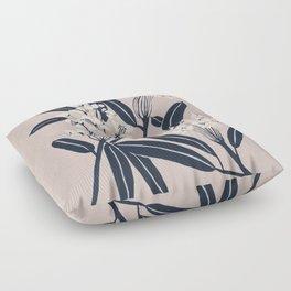 Boho Botanica Floor Pillow