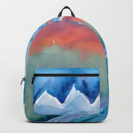 The Himalaya and The River Ganges Backpack