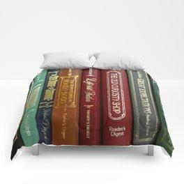 Books 3 Comforters