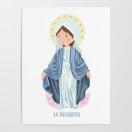 The Miraculous Medal Poster