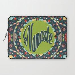 Mandala - Namaste Laptop Sleeve