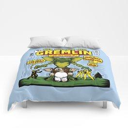 The Mischievous Gremlin Comforters
