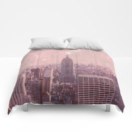 Stardust Covering New York Comforters