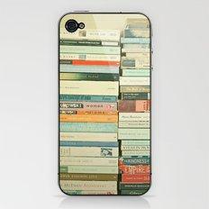 Bookworm iPhone & iPod Skin