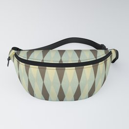 triangle pattern Fanny Pack