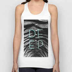 End of the tunnel Unisex Tank Top
