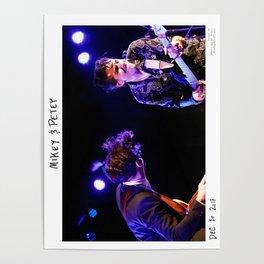 Birds in the Boneyard, Print 20: Mikey & Petey Poster