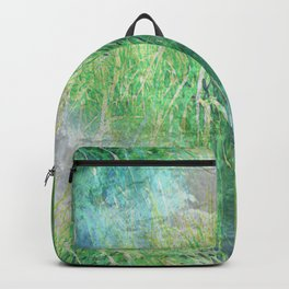Nature's Miracles Abstract Backpack