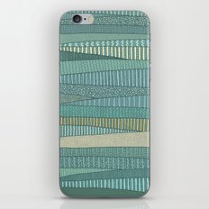 Summer Fields iPhone & iPod Skin