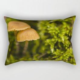 Little mushrooms #6 Rectangular Pillow